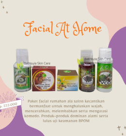 Paket Facial At Home Batrisyia Herbal