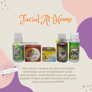Paket Facial At Home Batrisyia Herbal
