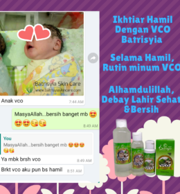 Baby VCO Batrisyia Herbal