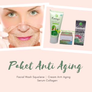 Paket Anti Aging Batrisyia Herbal