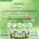 Hand Sanitizer BPOM Batrisyia Herbal